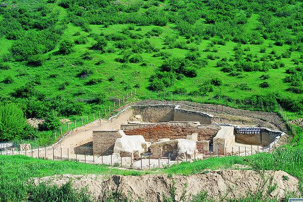 امکان بازدید مجازی از دیوار بزرگ گرگان فراهم می شود.