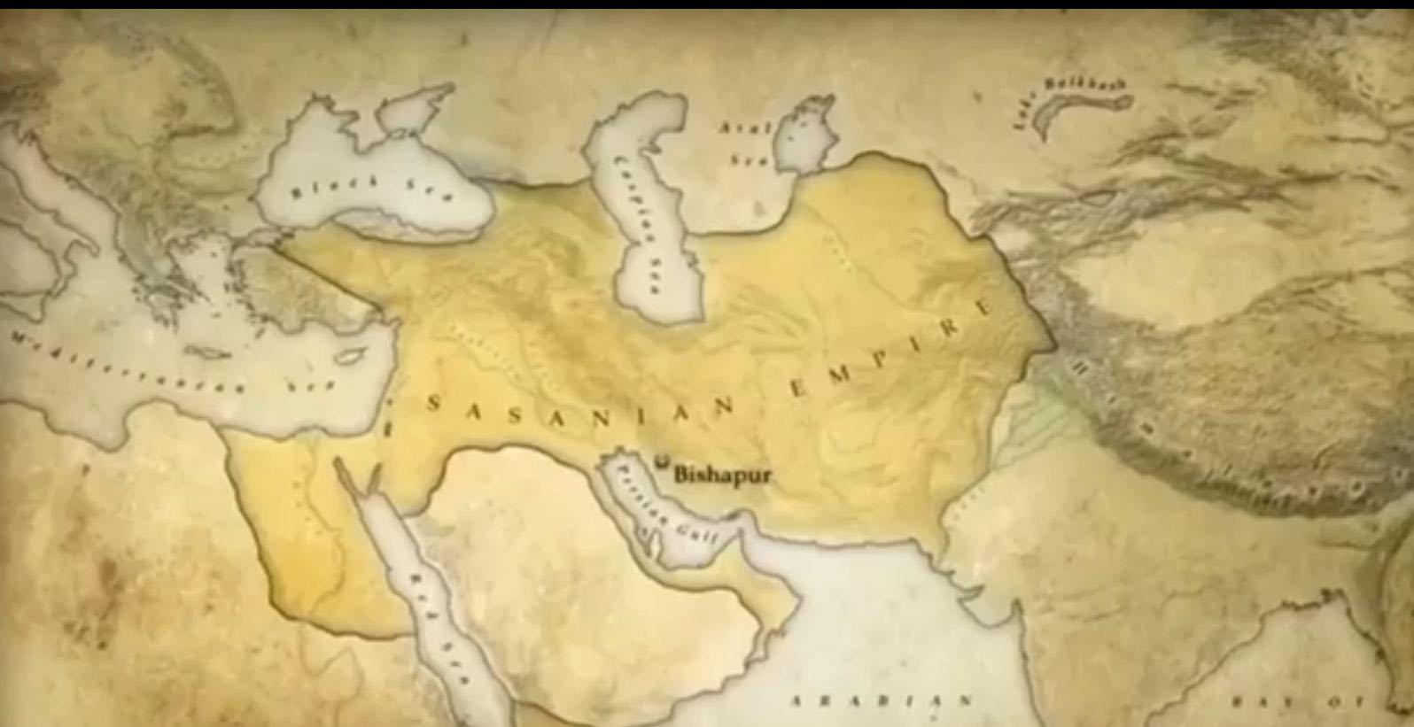 02:43 / 05:53 مستند دیوار بزرگ گرگان پخش از شبکه BBC